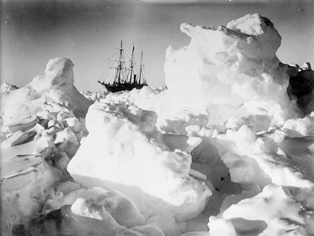 """Shackleton danced."""