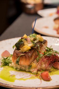 Doma Land + Sea Restaurant
