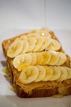 Peanut Butter, Bananas & Honey