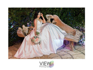 The Evening Bridal Shoot