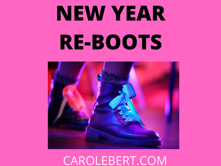20 Re-boots for the New Year