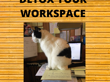 Workplace Detox - A Cleansing Experience
