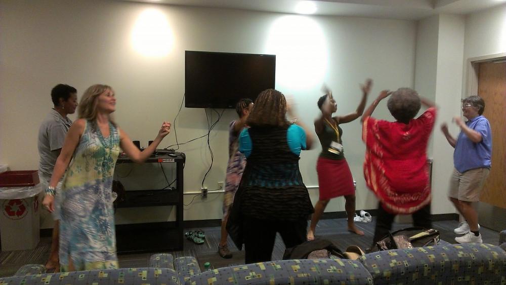 NWC 2014 dancing