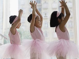 jonge Ballerina