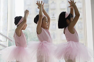 bailarinas novas