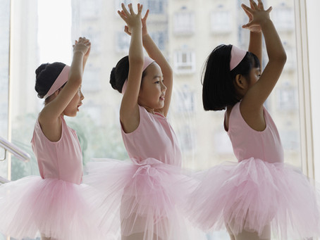 What is the best age to start ballet classes?