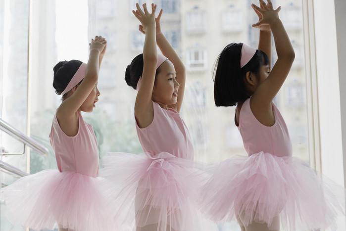 Young Ballerinas