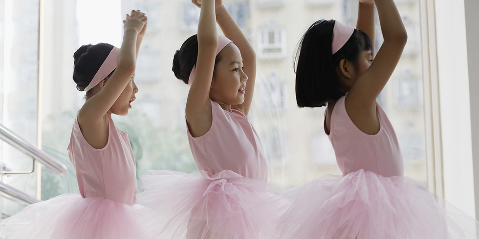 Pre-Primary Ballet Free Trial (4-5 years)