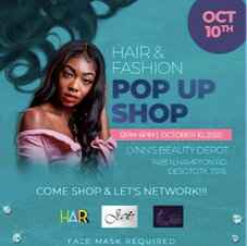 Pop Up 3 at Lynn's Beauty Depot