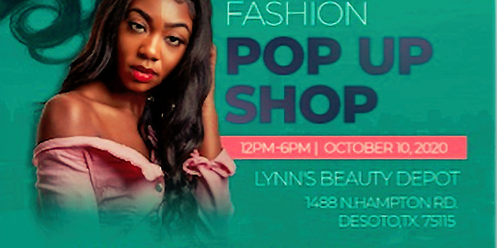 Hair and Fashion Pop Up