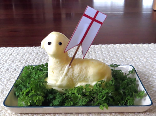 Butter Lamb -  Traditional Butter Lamb