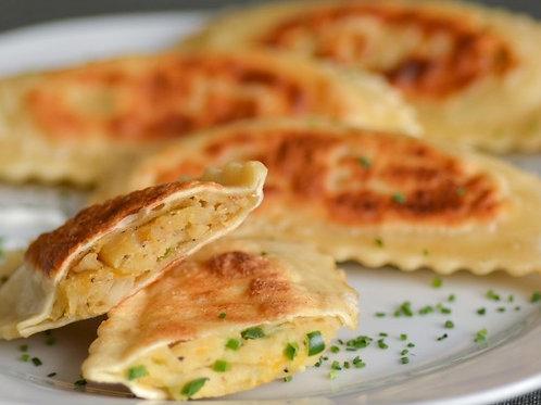 Jalapeno, Potato & Cheese