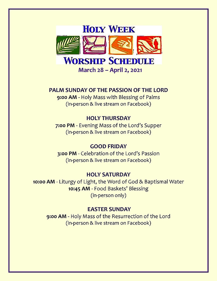HOLY WEEK 2021 - Schedule (COLOR)-page-0