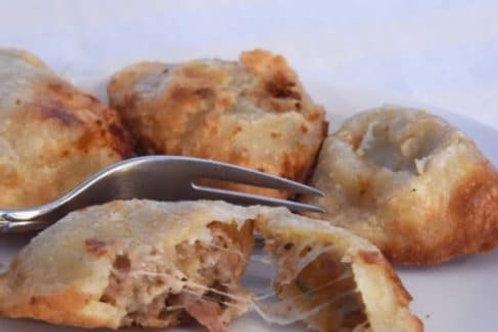 Italian Sausage Pierogi