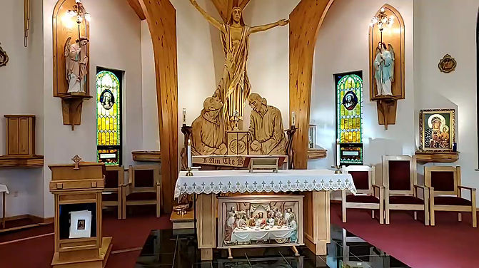 Sunday Mass - October 18, 2020