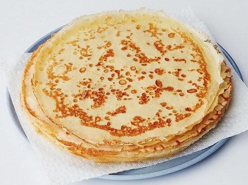 Polish Crepes & Sweet Cheese