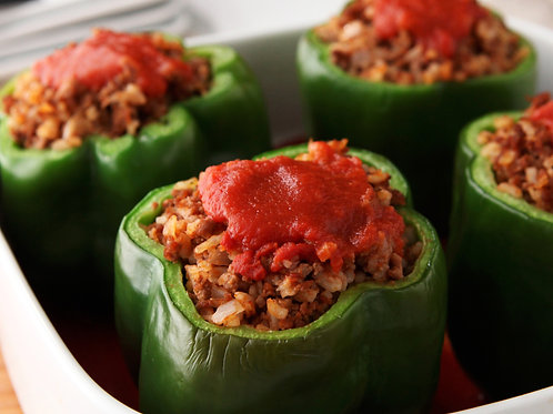 Stuffed Peppers - 2ct