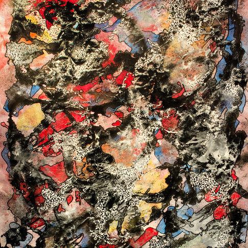 Urvag IV (Wandering soul in ecstasy), 2000