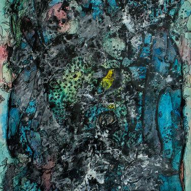 Daena I (Vision and ecstasy), 1997