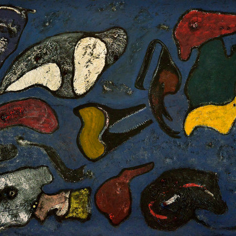 Metamorphosis I, 1997