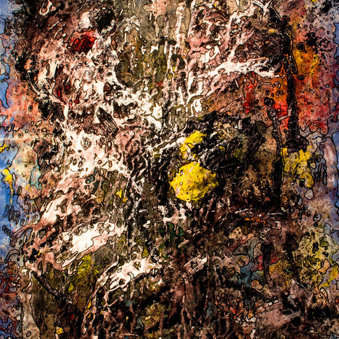 Urvag II (wandering soul in ecstasy), 1996