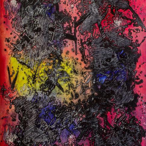Meskalito I (World-visionary beauty), 1996