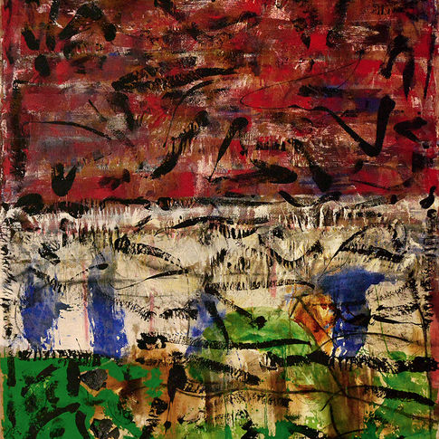 Composition in three colours, 2000/2001