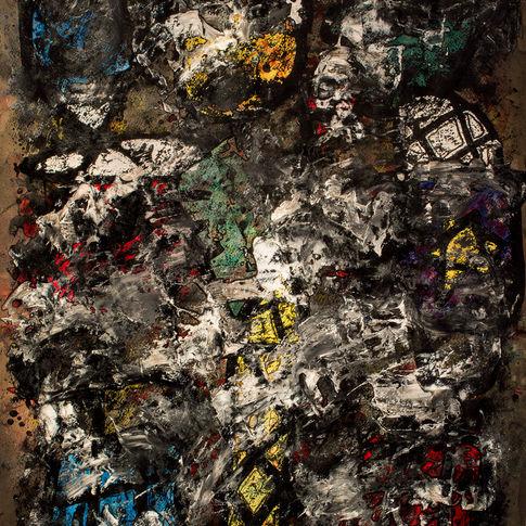 Verethraghna (Resistance breaking), 1991