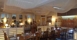 Gios restaurant view