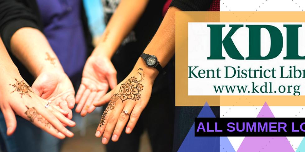 Henna Summer Series - KDL