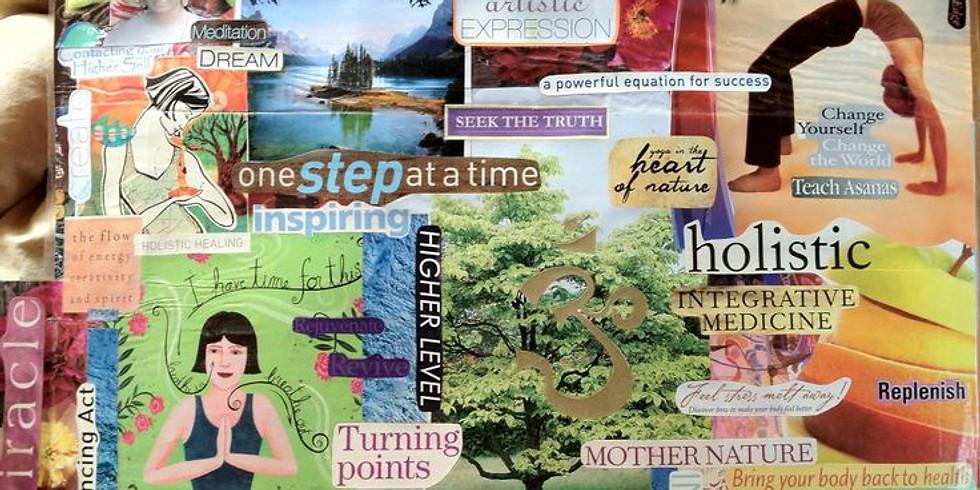 Solstice Vision Boards & Henna