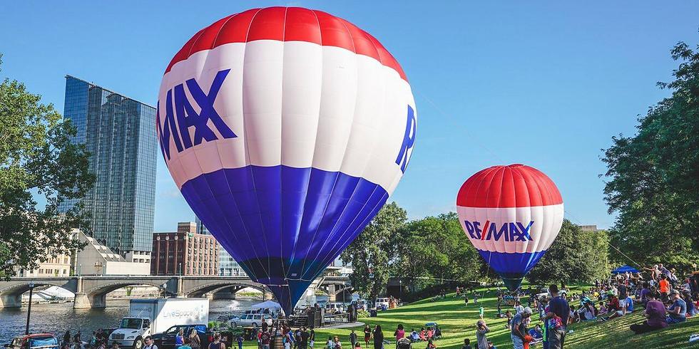 Grand Rapids Balloon Festival