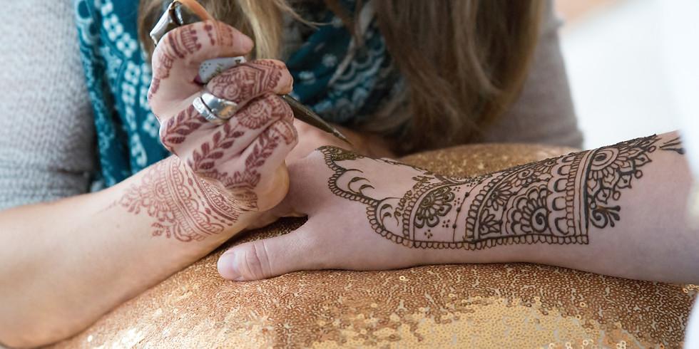 Mission India & Happy Henna