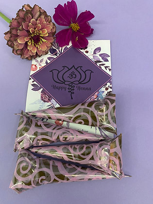 Henna Cones Pack