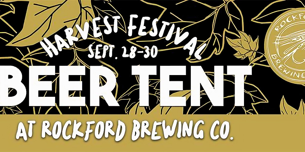 Harvest Festival BEER TENT at RBC