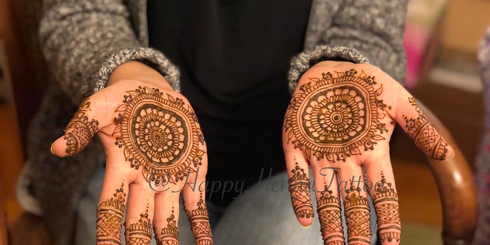 Happy Henna Night