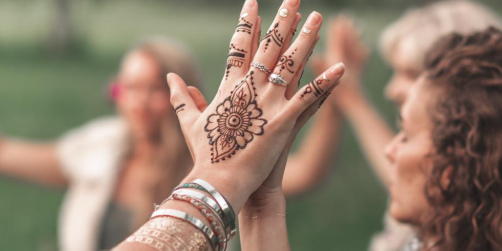 Henna Class & BYOB