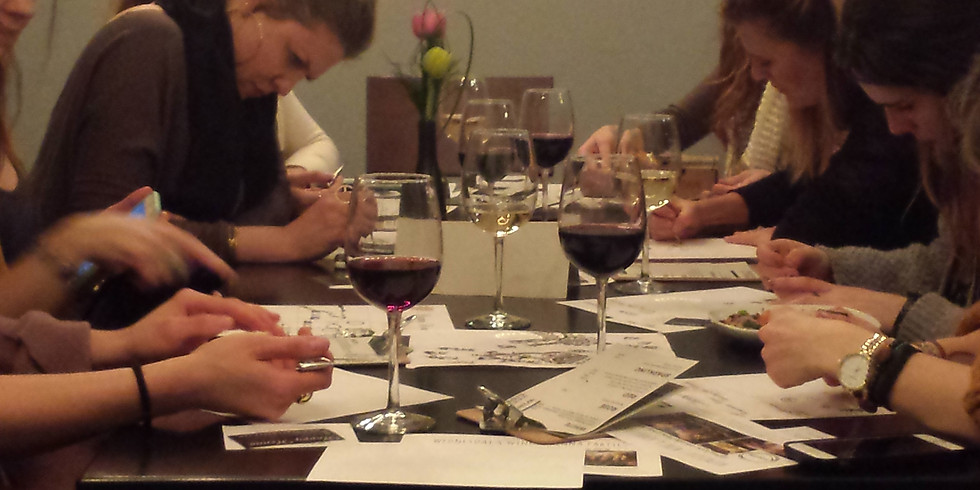 Wine & Henna at Squibb - Private Event for Angie's Group