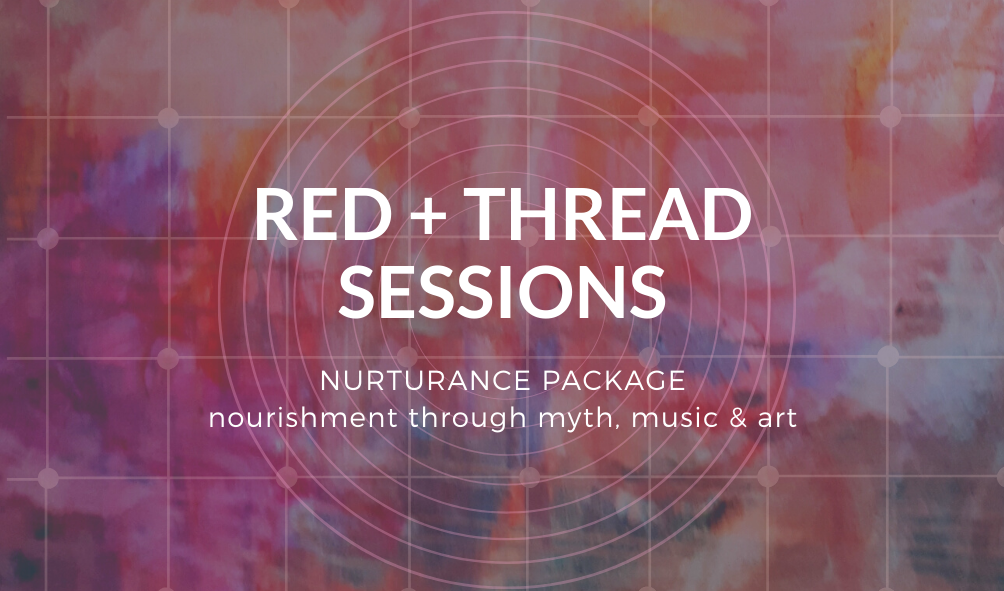Red Thread Sessions Nurturance Package