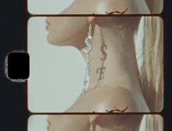 Paris Hilton for Oyster