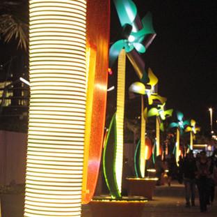 PINWHEELS, BAHRAIN, 2017