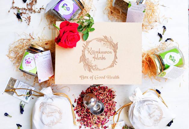 box of good health - edibles & herbal su