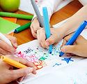 Learning how to read and write in preparation for kindergarten Acadeic Skills Smart Chidren Little School Montessori