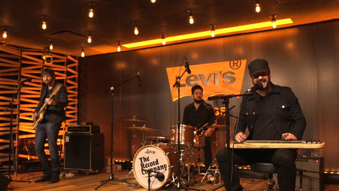 The Record Company Live at KFOG
