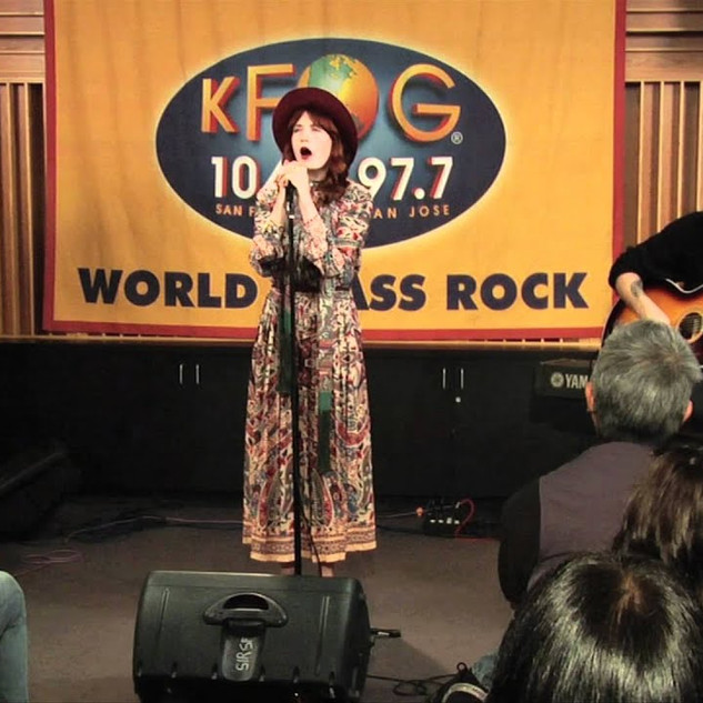 Florence and the Machine Live at KFOG