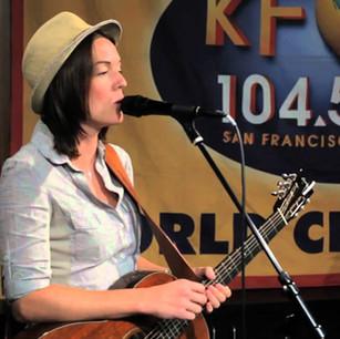 Brandi Carlile (Live on KFOG Radio)