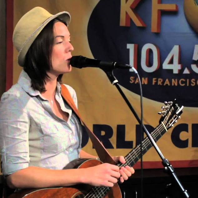 Brandi Carlile (Live on KFOG Radio)