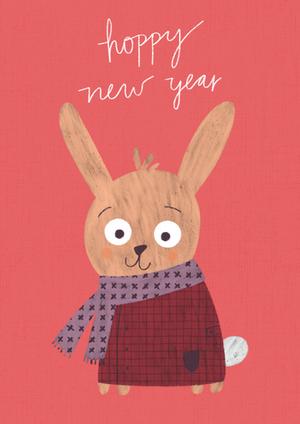 Vicky Lommatzsch © Hoppy New Year