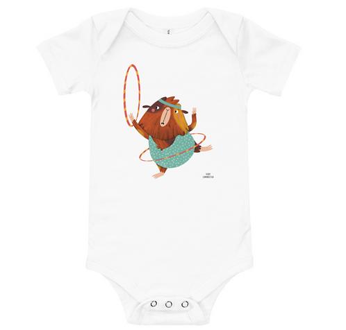 BABY SUIT HOOLAHOOP