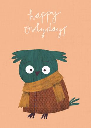 Vicky Lommatzsch © Happy Owlydays